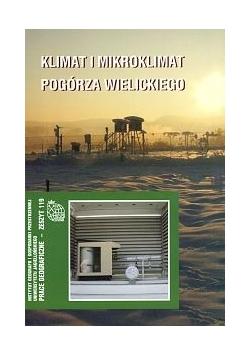Klimat i mikroklimat podgórza wieleckiego
