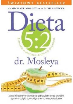 Dieta 5:2 dr Mosleya