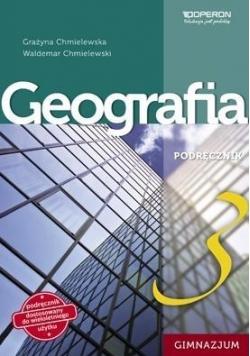 Geografia GIM 3 Podręcznik OPERON