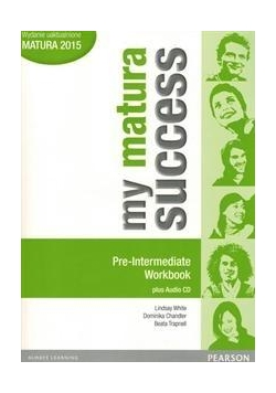 My Matura Success Pre-Intermediate WB PEARSON