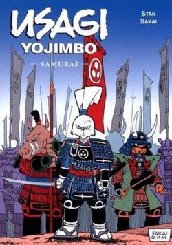 Usagi Yojimbo. Samuraj
