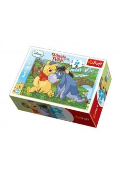 Puzzle 54 mini Lato w stumilowym lesie 4 TREFL
