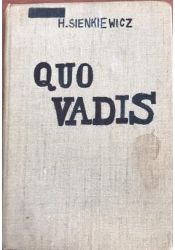 Quo Vadis, 1947 r.