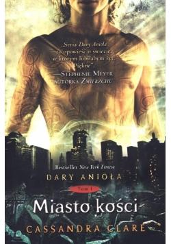 Dary Anioła T.1 Miasto kości w.2018