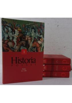 Historia Polski I-IV