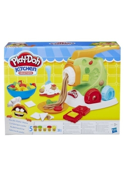 Play-Doh Kitchen Creation Makaronowa zabawa