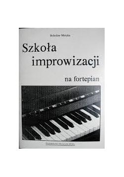 Szkoła improwizacji na fortepian