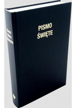 Nowa Biblia Gdańska - TW czarna