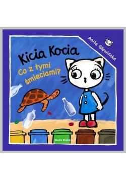 Kicia Kocia. Co z tmi śmieciami?