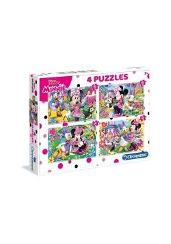Puzzle Minnie Happy Helpers 2x20+2x60