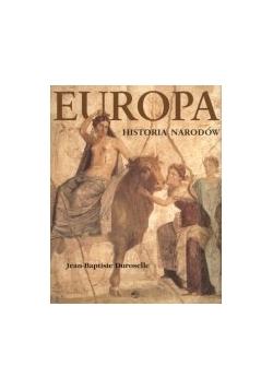 Europa historia narodów