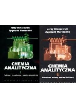 Chemia analityczna, tom 1-2