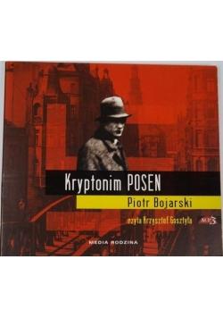 Kryptonim Posen, płyta CD, Nowa