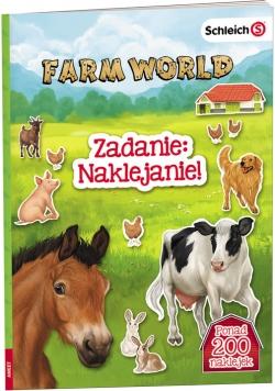 Farm World  Zadanie Naklejanie