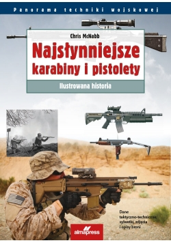 Najsłynniejsze karabiny i pistolety