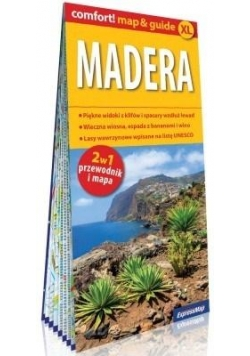 Comfort!map&guide XL Madera 2w1