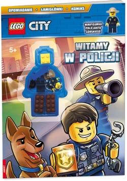 LEGO CITY Witamy w policji