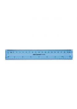 Linijka 20cm 6208 elastyczna DELI
