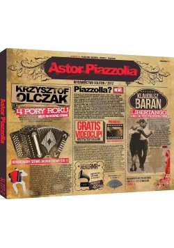 Astor Piazzolla SOLITON