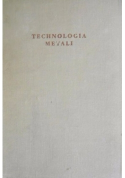Technologia metali