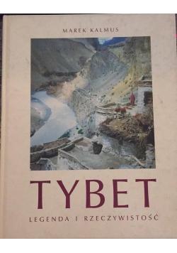 Tybet. Legenda i rzeczywistość