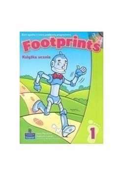 Footprints 1 SB PEARSON + CD