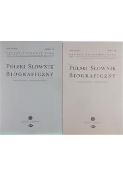 Polski Słownik Biograficzny,Tom XXXVII/3, zeszyty 154-155