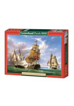 Puzzle 3000 Żaglowce na morzu CASTOR
