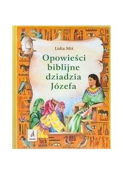 Opowieści biblijne dziadzia Józefa T.1
