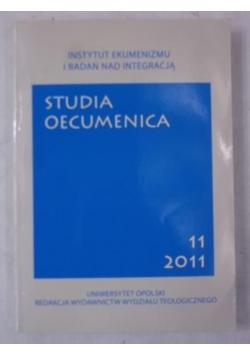 Studia Oecumenica, 11/2011