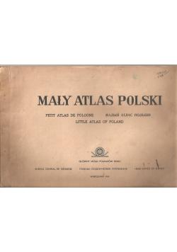 Mały atlas Polski, 1947 r.
