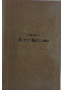 Die Sarbenbarmonie ,1902r.