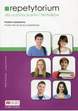 Repetytorium dla uczniów liceów i techników Język angielski Poziom rozszerzony