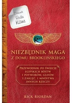 Niezbędnik maga z Domu Brooklyńskiego Kroniki Rodu Kane