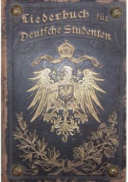 Liederbuch fur Deutsche Studenten
