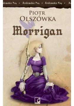 Królewskie psy. Morrigan - Piotr Olszówka