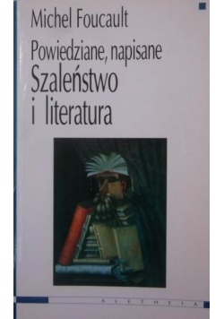 Szaleństwo i literatura