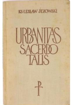 Urbanitas Sacerdo Talis
