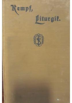 Liturgik, 1913 r.