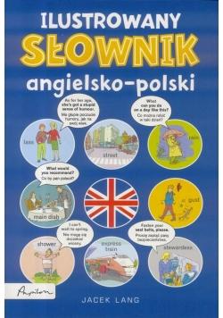 Ilustrowany słownik angielsko- polski