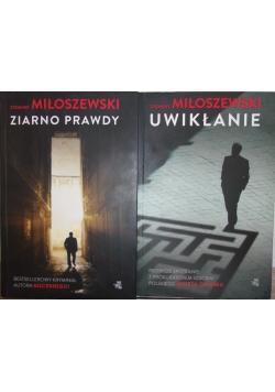 Ziarno prawdy/Uwikłanie, zestaw 2 książek