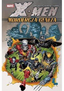 X-Men Mordercza geneza. Marvel Classic