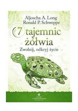 7 tajemnic żółwia. Zwolnij, odkryj życie, nowa
