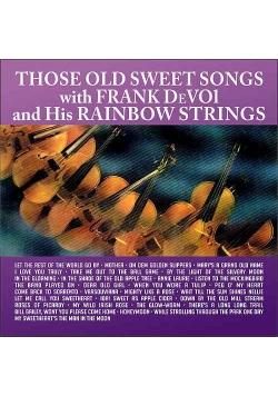 The old sweet songs with Frank DeVol, płyta winylowa