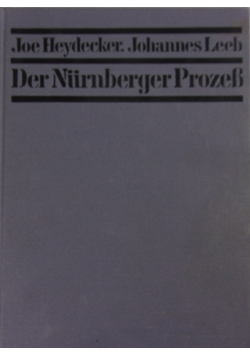 Der Nurnberger Prozess