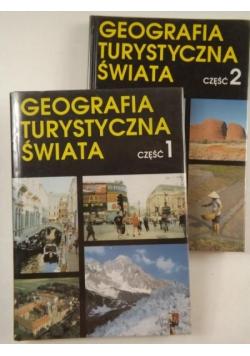 Geografia turystyczna świata, tom 1 i 2