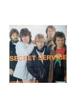 Secret Service Greatest Hits, płyta winylowa