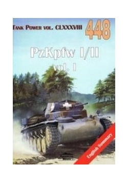 PzKpfw I/II cz.1Tank Power vol. CLXXXVIII 448