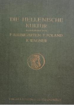 Die hellenische kultur, 1914r.