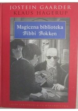 Magiczna biblioteka Bibbi Bokken